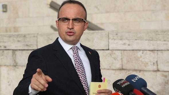 Bülent Turan: OHAL 18 Temmuz'da Türkiye'nin gündeminden kalkacaktır