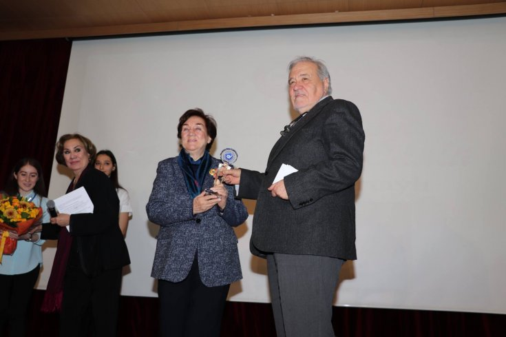 Çağdaş Yaşam Cumhuriyet Ödülü İlber Ortaylı'ya verildi