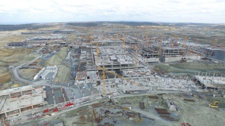 Çalışma Bakanlığı: 3. Havalimanı inşaatında bugüne kadar 27 işçi hayatını kaybetti