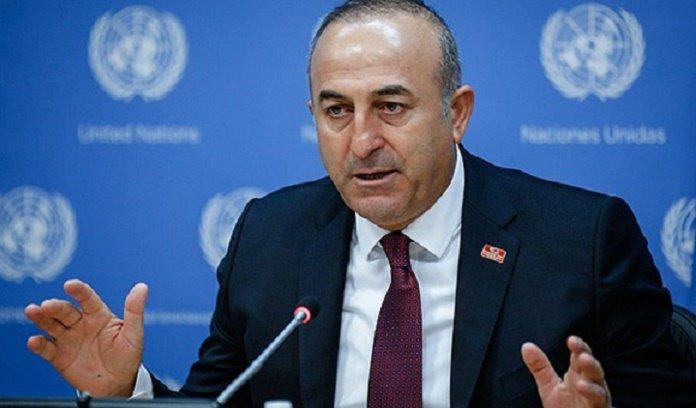 Çavuşoğlu: YPG, Menbiç'ten çekilince güvenliği ABD ve Türk askerleri sağlayacak
