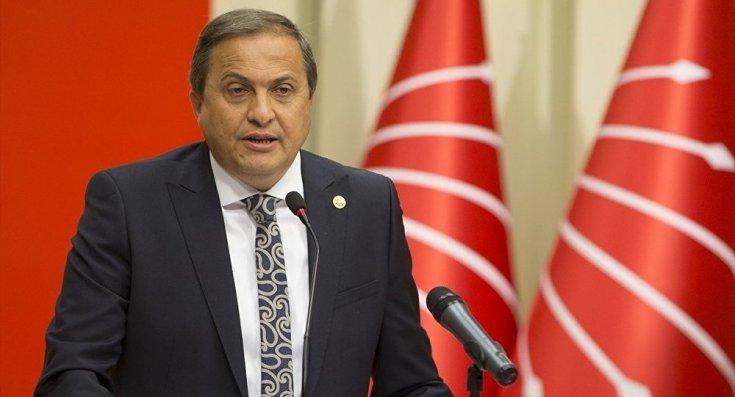 CHP Genel Başkan Yardımcısı Seyit Torun, 16.30'da basın toplantısı yapacak