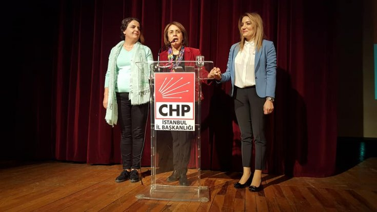 CHP İstanbul İl kadın kolu başkanı Yeşim Ağırman oldu