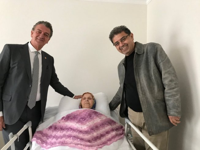 CHP Konya Milletvekili Hüsnü Bozkurt'un acı günü