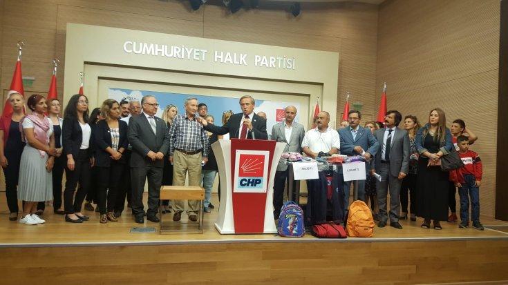 CHP'den eğitim için 12 çözüm önerisi