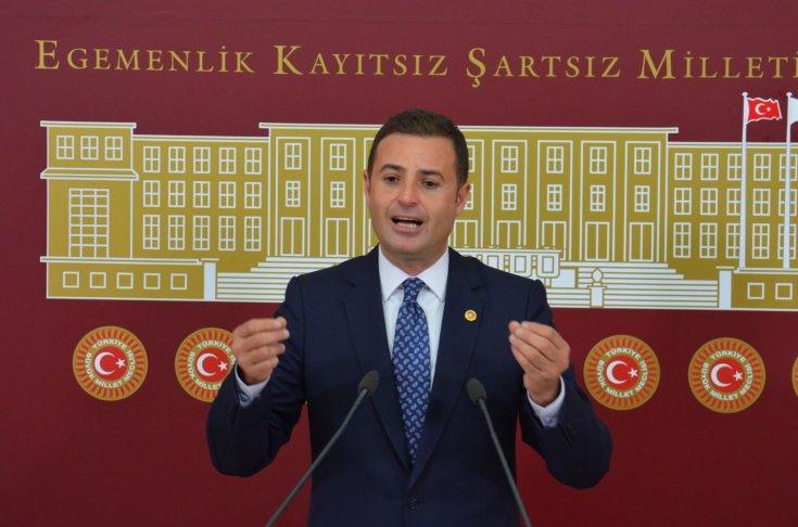CHP'li Akın: Bankalar 'para yok' diye KOBİ'leri geri çeviriyor