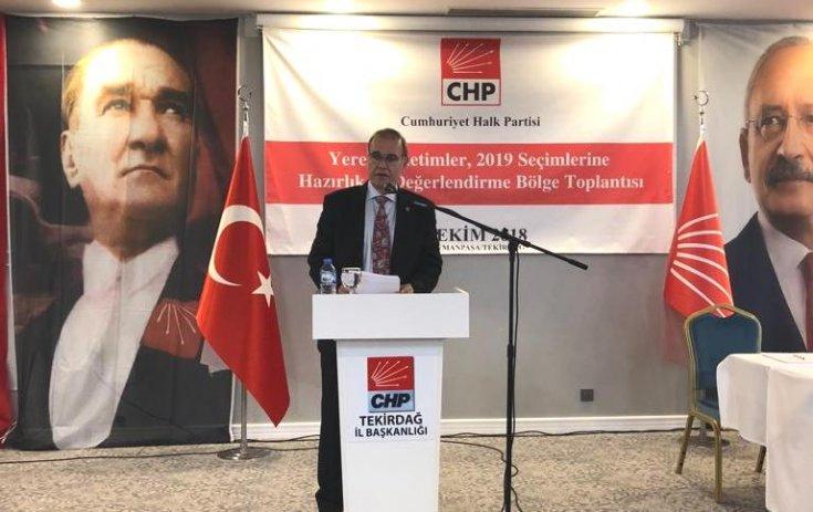 CHP'li Öztrak: Faiz lobilerinin en sevdiği iktidar bu iktidardır