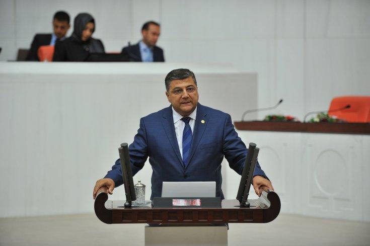 CHP'li Sındır: Kozak'ta halk ödevini yerine getiriyor, sıra devlette