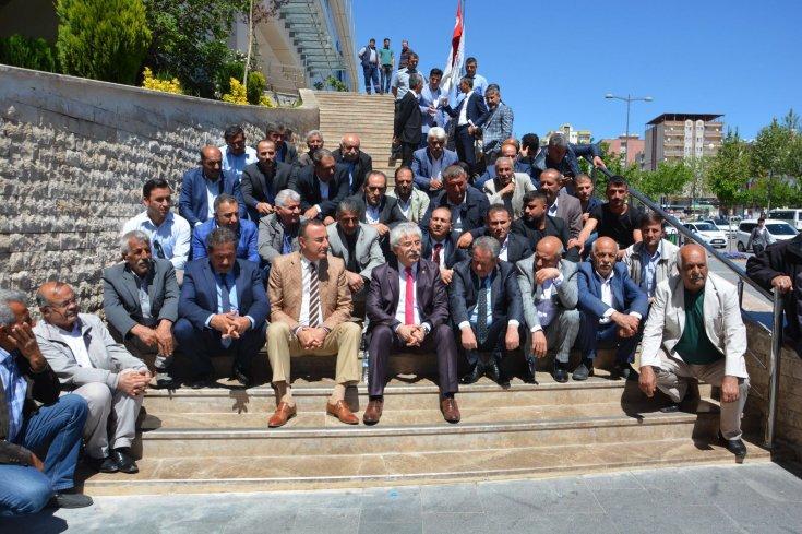 CHP'li Tüm: İnanıyoruz ki, 81 ilde başlattığımız mücadele en kısa sürede sonuç verecek