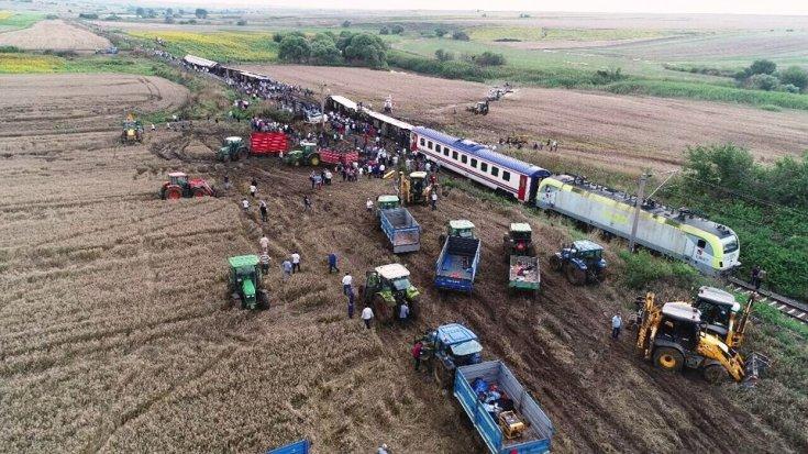 Çorlu'daki tren faciasında hayatını kaybedenlerin aileleri, 9 Eylül'de açıklama yapacak