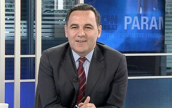 Deniz Zeyrek'in CNN Türk'teki görevine son verildi