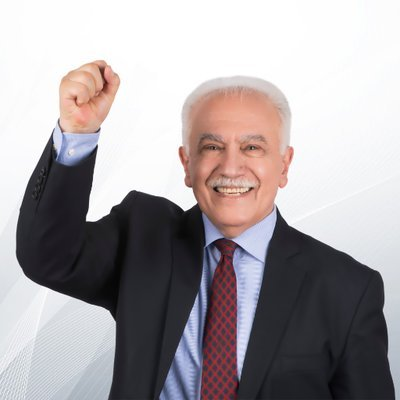 Doğu Perinçek'ten Demirtaş'a yanıt: HDP için tek çıkış yolu kendisini dağıtması, HDP'ye üye olan bütün vatandaşlarımızın Vatan Partisi'ne katılmasıdır