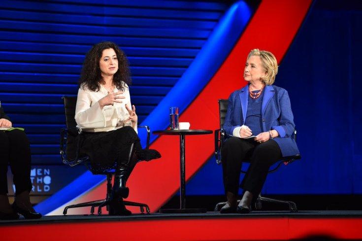Ece Temelkuran, Women in the World Summit'te konuştu
