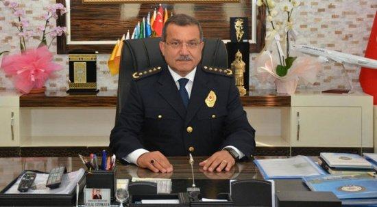 Emniyet Genel Müdürlüğü'ne Celal Uzunkaya atandı