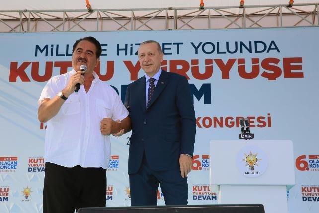 Erdoğan, 1987'de Özal döneminde açılan Adnan Menderes Havalimanı için 'Biz yaptık' dedi