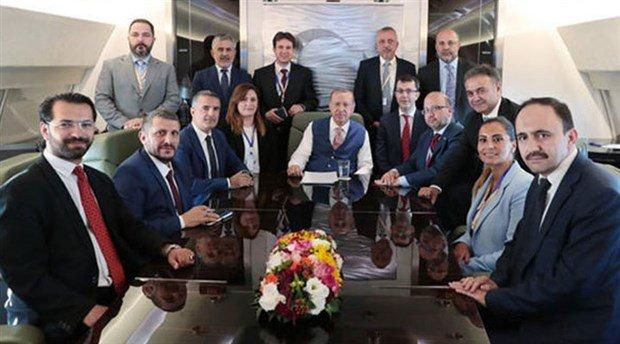 Erdoğan: Genelkurmay Başkanlığı, Milli Savunma Bakanlığı'na bağlanabilir