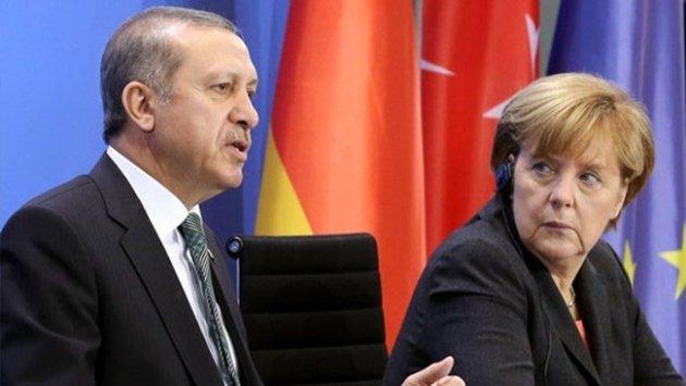 Erdoğan, Merkel ve Ruhani ile görüştü