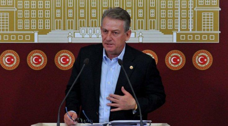 Erdoğan'dan CHP'li Pekşen'e 100 bin liralık 'Vatikan' davası