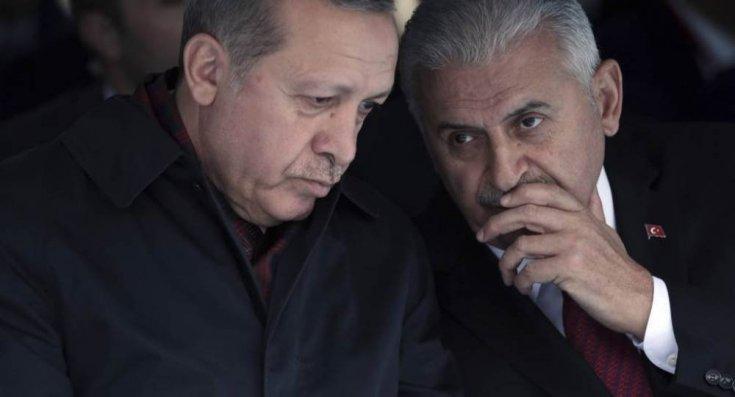 Erdoğan'ı Merkez Bankası'nın faiz artırımı konusunda Binali Yıldırım ikna etmiş!