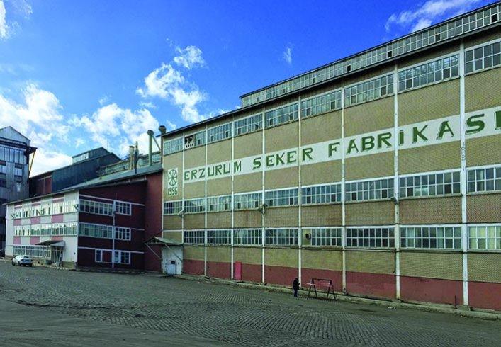 Erzurum Şeker Fabrikası ihalesine teklif veren olmadı