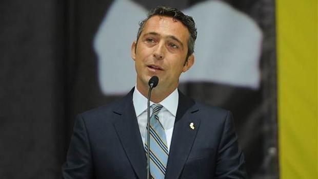 Fenerbahçe Kulübü başkan adayı Ali Koç delegelerle buluşuyor