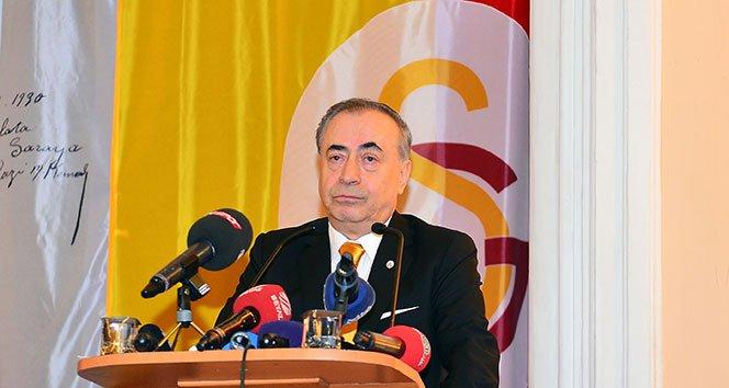 Galatasaray başkanı Mustafa Cengiz: '2.5 yılda 470 milyon TL küsur zarar var, mevcut Sportif A.Ş.'nin istifa etmesini istiyoruz'