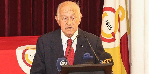 Galatasaray'ın eski başkanı Yarsuvat'tan yönetime uyarı: İstemediğimiz şeyleri yapmak zorunda kalabiliriz