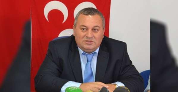 """Gazetecinin 'İş Bankası' sorusuna MHP'li vekil böyle yanıt verdi: """"Hissen mi var lan"""""""