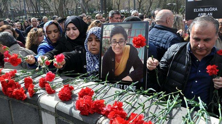 Güvenpark Katliamı'nın yıldönümünde yaşamını yitirenler anıldı