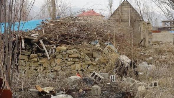 Hakkari Yüksekova'da patlama: 1 yaralı