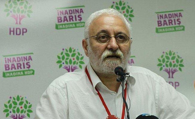 HDP'de parti sözcüsü Saruhan Oluç oldu