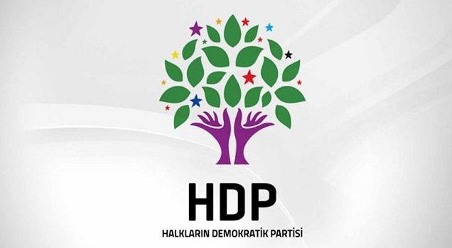 HDP'den enflasyon açıklaması