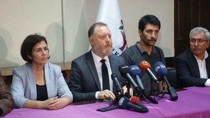 HDP'li Temelli: Erdoğan her gün ihbarda bulunuyor