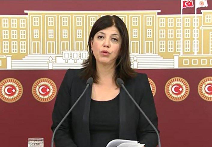 HDP'nin Meclis Başkanı adayı Meral Danış Beştaş