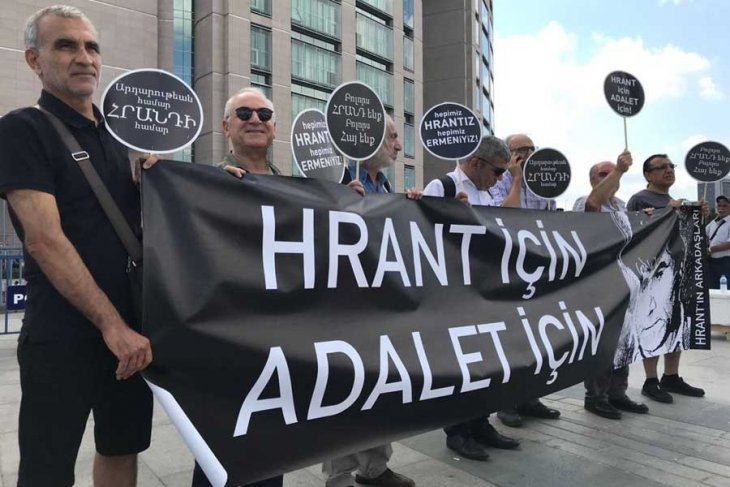 Hrant Dink davasında tanık Gökhan Arslan tutuklandı