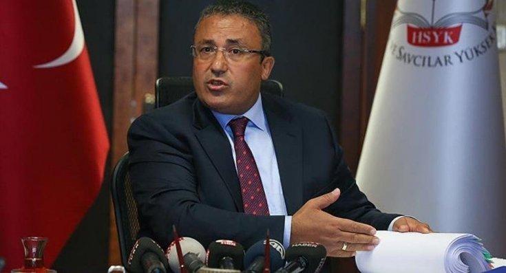 HSK Başkanvekili Yılmaz:  Yargıda FETÖ'nün bitmesi mümkün değil