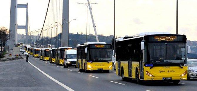 İETT, kurallara uymayan 5 bin 671 şoföre ceza kesti