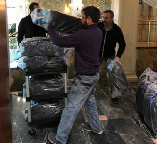 İSKİ, 310 meclis üyesine bin TL'lik çanta hediye etti!