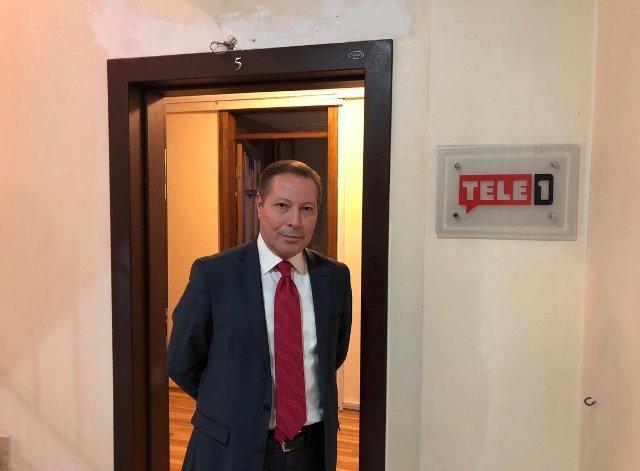 İsmail Dükel, TELE1'in Ankara Bürosu'nun yakında açılacağını duyurdu