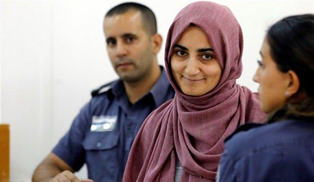 İsrail mahkemesinden Ebru Özkan kararı