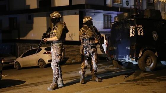 İstanbul'da IŞİD operasyonu: 12 gözaltı