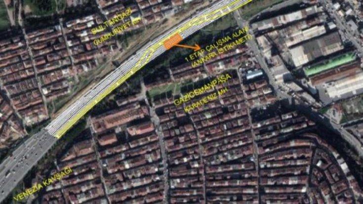 İstanbullular dikkat! TEM'deki çalışma nedeniyle yollar iki gece kapalı olacak