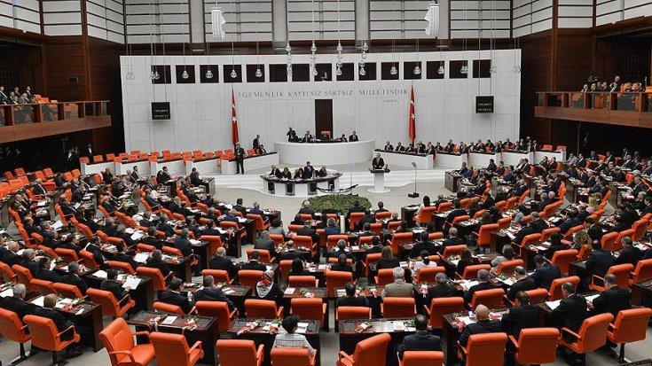 İttifak yasa teklifi Meclis'ten geçti