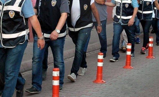 Kahramanmaraş merkezli 7 ilde 10 astsubaya FETÖ gözaltısı