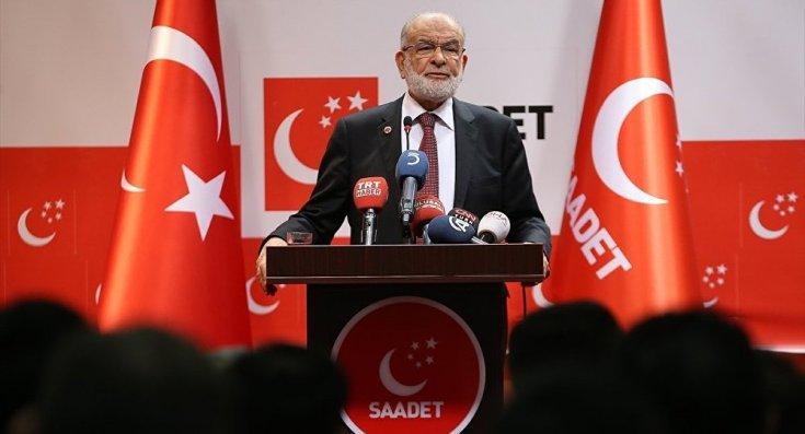 Karamollaoğlu: Kendinden şikayet eden iktidar başka yerde görülmedi, yeter yahu!