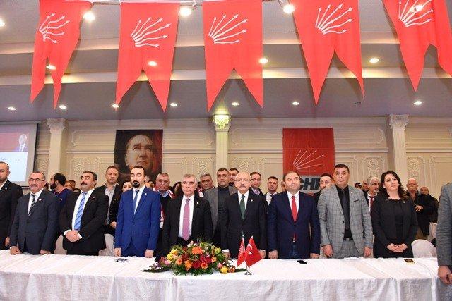 Kılıçdaroğlu, Avusturya'daki CHP'lilerle buluştu