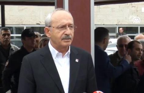 Kılıçdaroğlu, Erdin Bircan'ın ailesine başsağlığı ziyaretinde bulundu