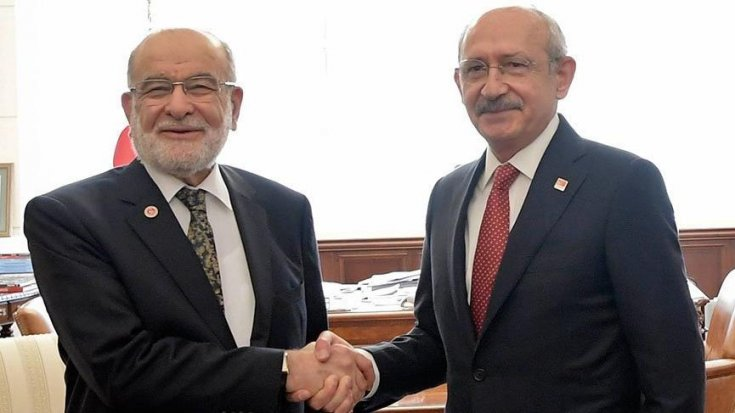 Kılıçdaroğlu, Karamollaoğlu ile bir araya gelecek