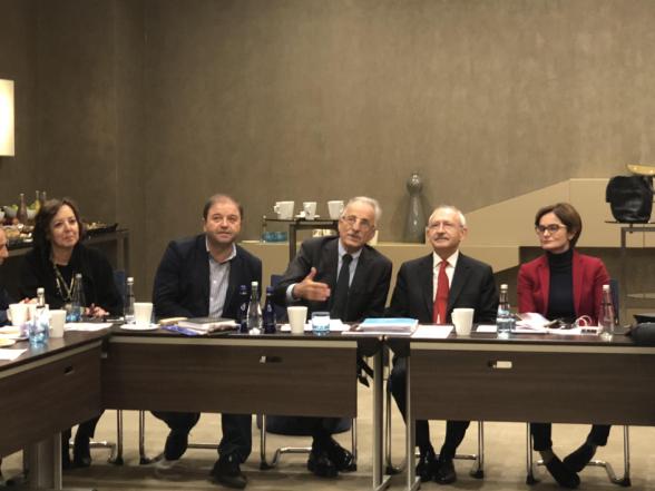 Kılıçdaroğlu, Maltepe'de kentsel dönüşüm çalıştayına katıldı