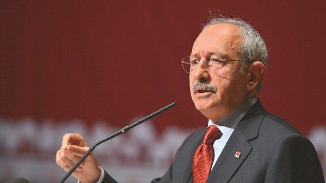 Kılıçdaroğlu: Türkiye'nin bugün yaşadığı ekonomik değil, siyasi bir krizdir