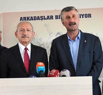 Kılıçdaroğlu ve Alper Taş CHP Genel Merkezi'nde görüşecek